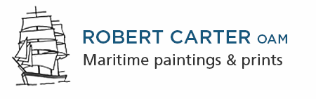 Robert Carter Marine Art